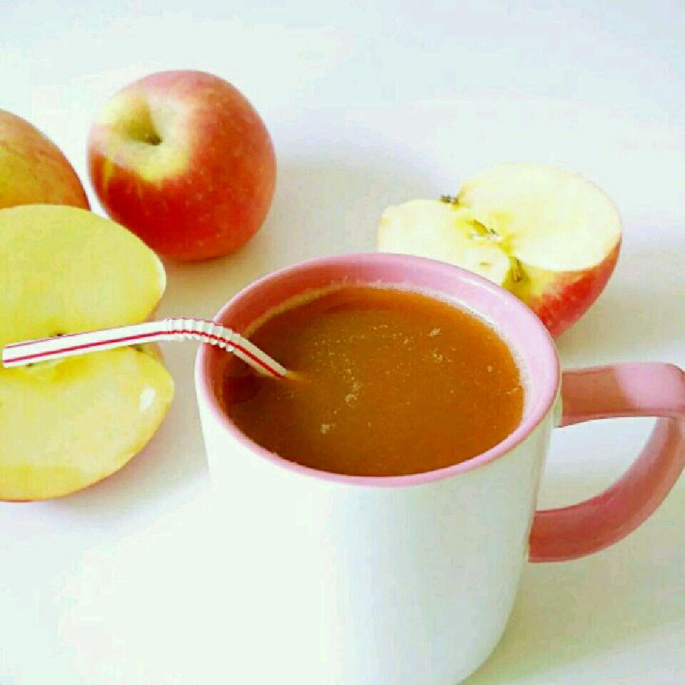 3小时前 主料 2个 白糖5克 凉白开200毫升 鲜榨苹果汁的做法步骤