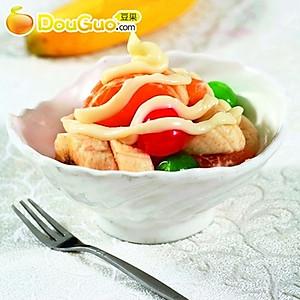 如何做水果沙拉_做水果沙拉的步骤_水果沙拉在线打印