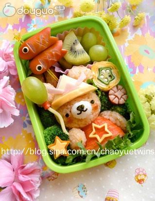 可愛便當的做法_【圖解】可愛便當怎麼做如何做好吃 ...