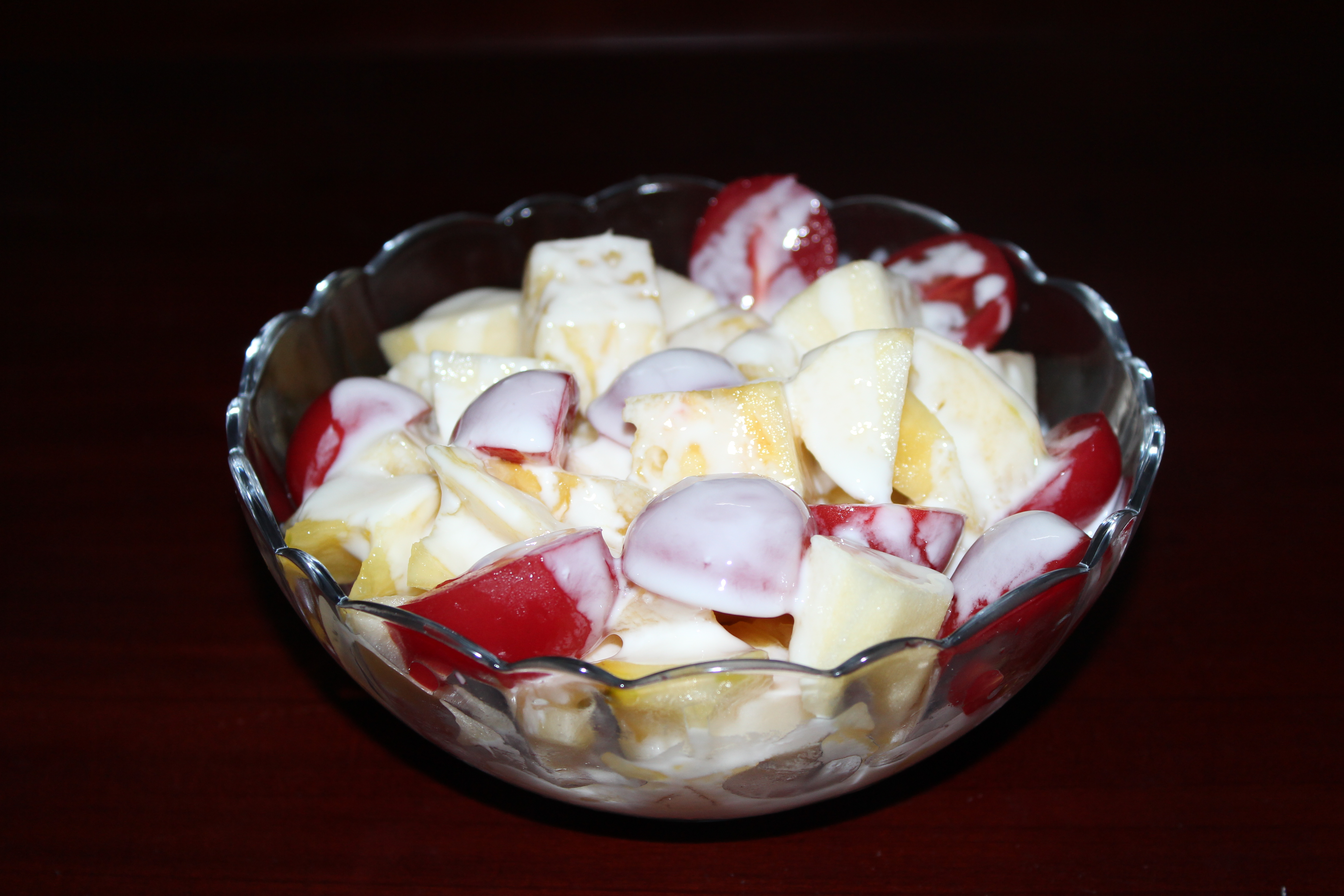 拉肚子动漫_酸奶水果沙拉的做法_【图解】酸奶水果沙拉怎么做如何做好吃 ...