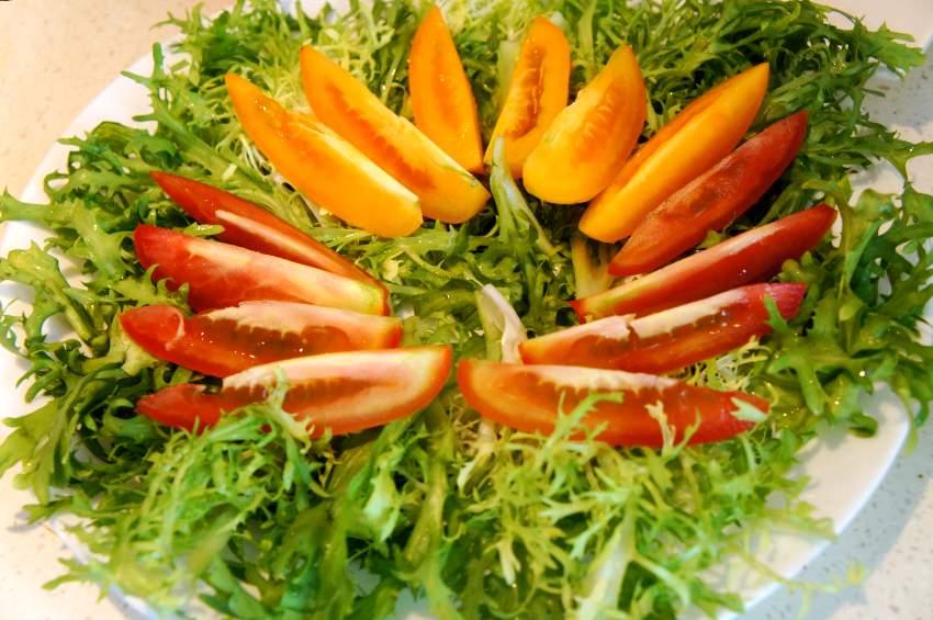 蔬菜水果沙拉#丘比沙拉汁