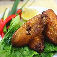 香烤咖哩鸡翅