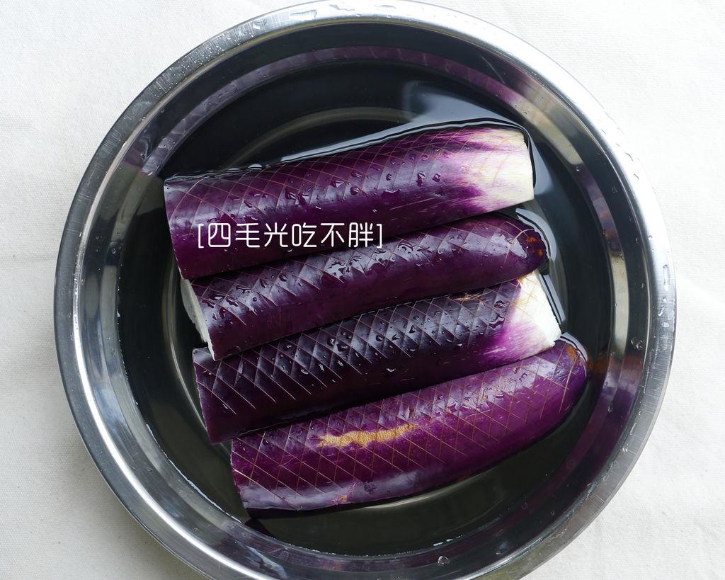 肉沫茄子鱼的做法图解1