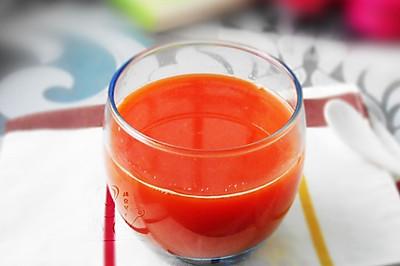 胡萝卜番茄南瓜汁