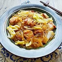 猪肉白菜炖粉条~冬日暖胃家常菜