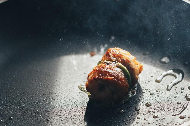 冰岛红鱼青豆泥时蔬的做法