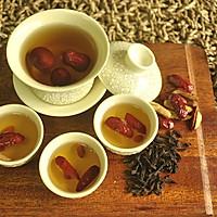 养颜补血【三宝茶】#美的养生壶#
