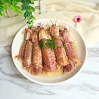 保证海鲜的原汁原味-清蒸皮皮虾