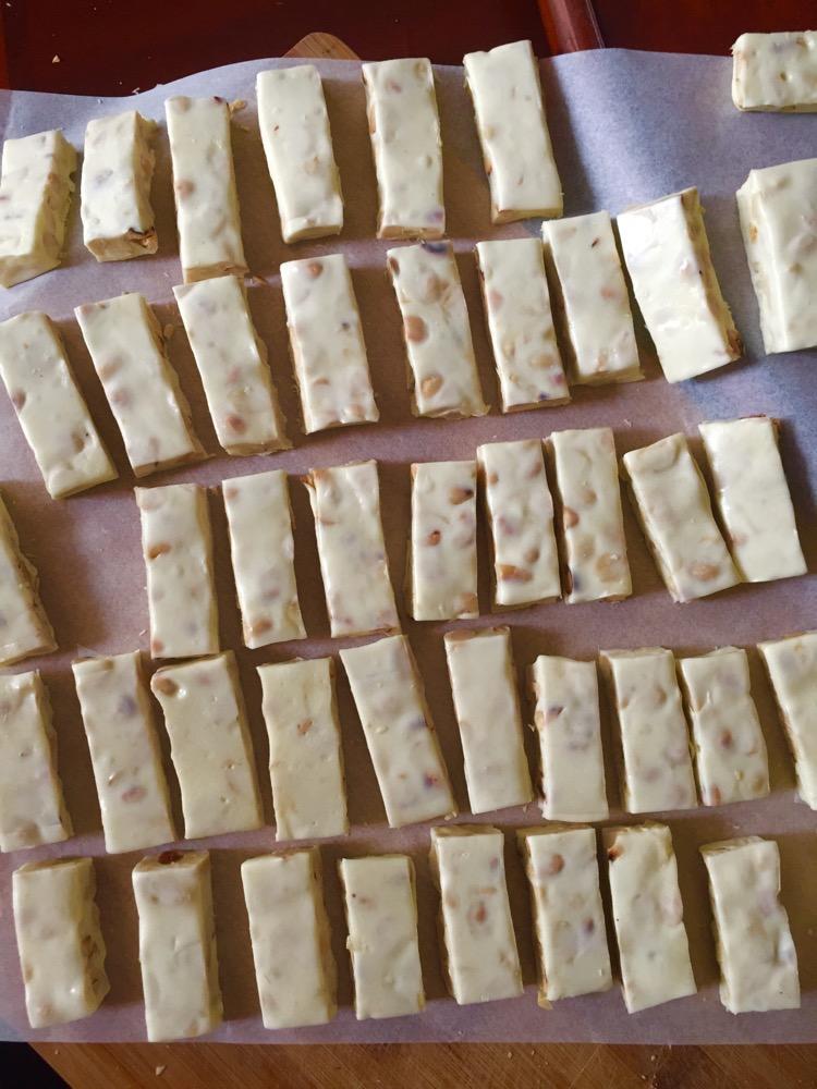 纯手工牛轧糖的做法图解4