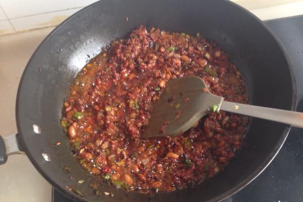 西瓜酱炒辣子的做法_【图解】西瓜酱炒辣子怎么做如何