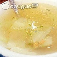 银耳冬瓜汤的做法