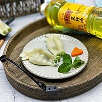 年味十足-金鱼蒸饺#金龙鱼外婆乡小榨菜籽油 我要上春碗#