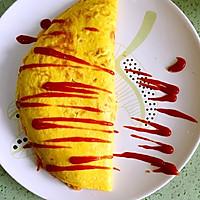 【日式蛋包饭】一个日本妹子教的配方