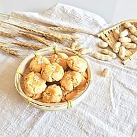 花生小酥饼#每道菜都是一台时光机#