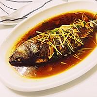 红烧白花鱼