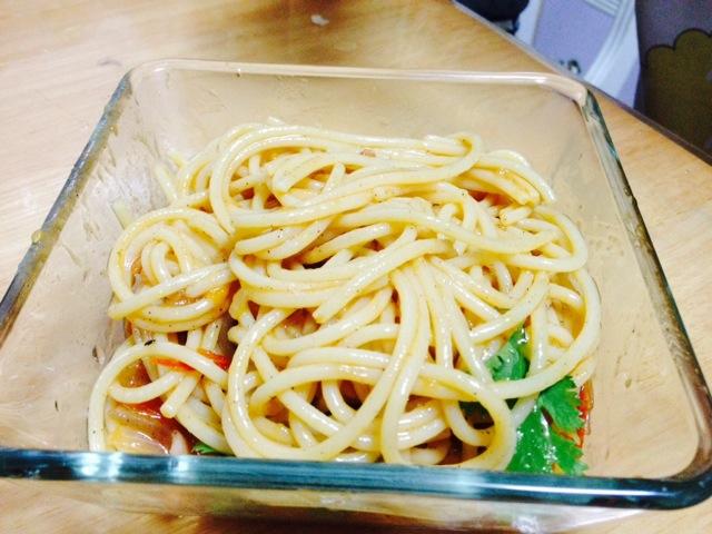 意大利面的做法_【图解】培根意大利面怎么做好吃