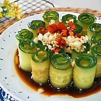 夏天还在吃拍黄瓜吗?有更高颜值好吃的【响油黄瓜】