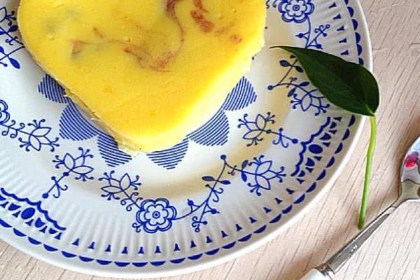 蛋黄软蛋糕的做法