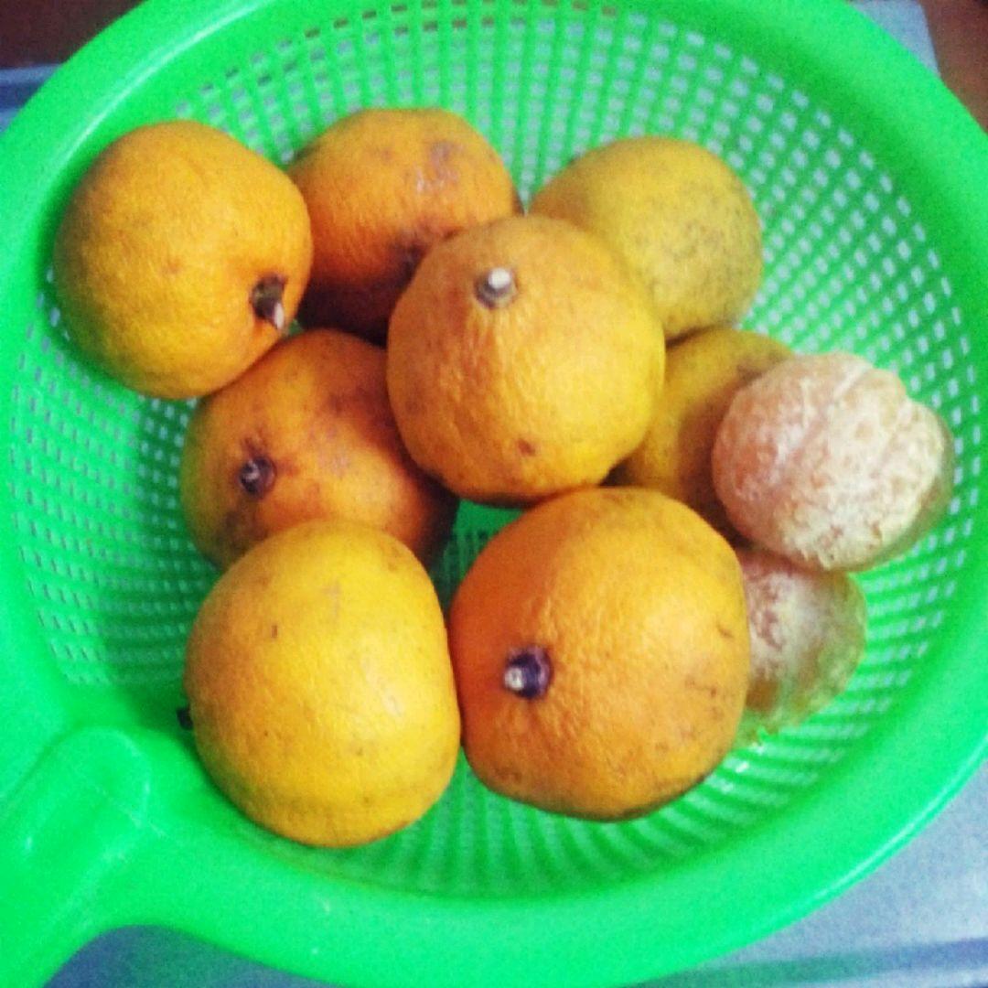 橘子果酱的做法步骤