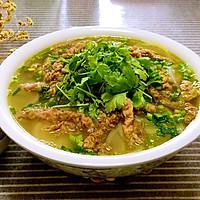 萝卜肥牛汤