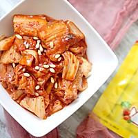 泡菜五花肉#鲜有赞,爱有伴#