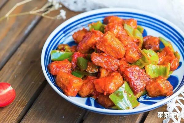 自制番茄罐头x咕噜肉,超开胃!的做法