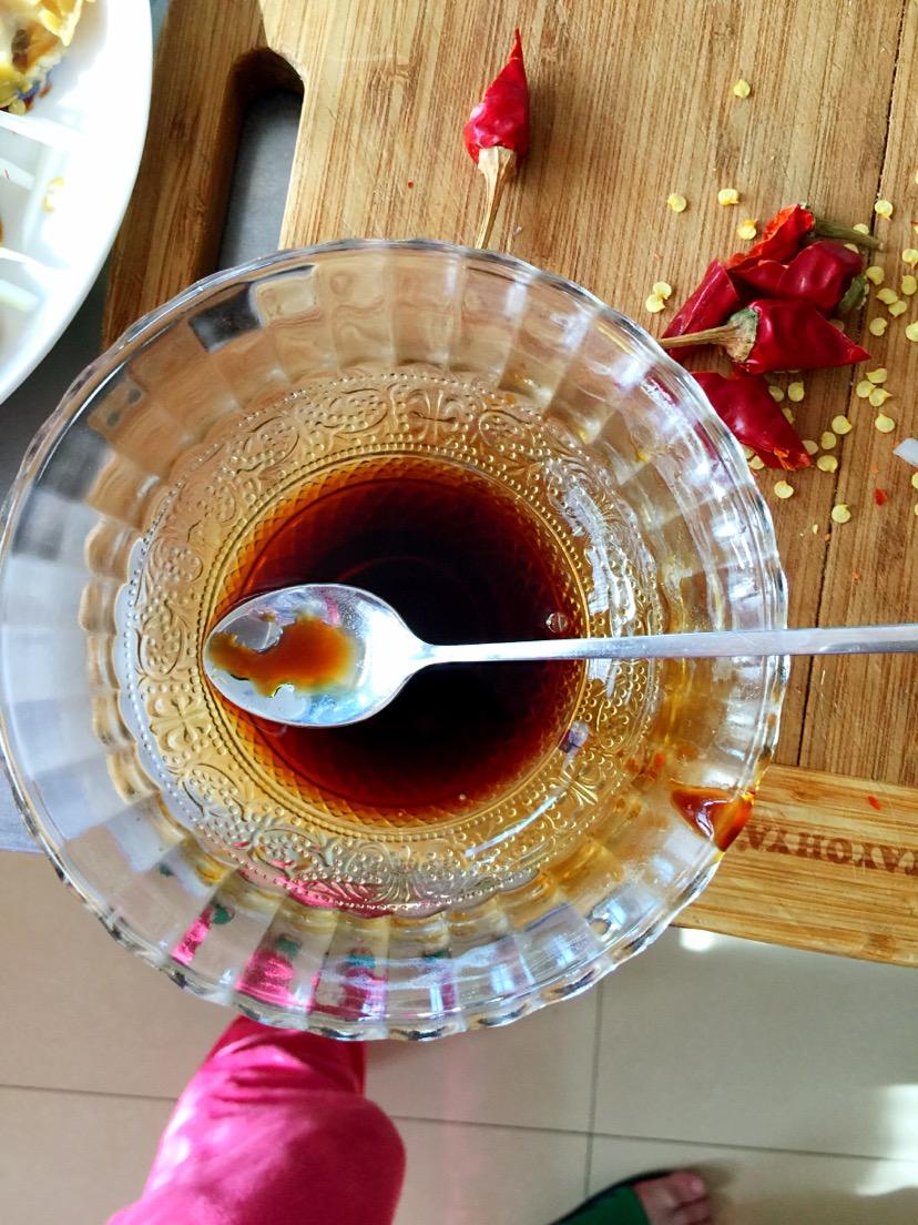 油泼鲍鱼的做法 【图解】油泼鲍鱼怎么做好吃