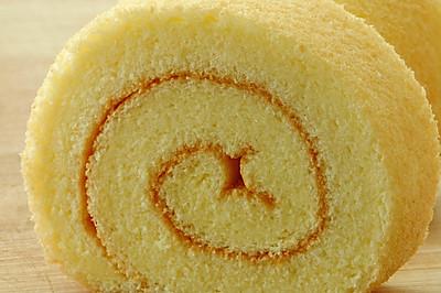 酸奶戚风蛋糕卷#十二道锋味复刻#