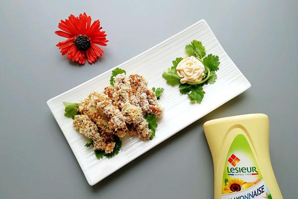 香酥肉条#法国乐禧瑞,百年调味之巅#的做法