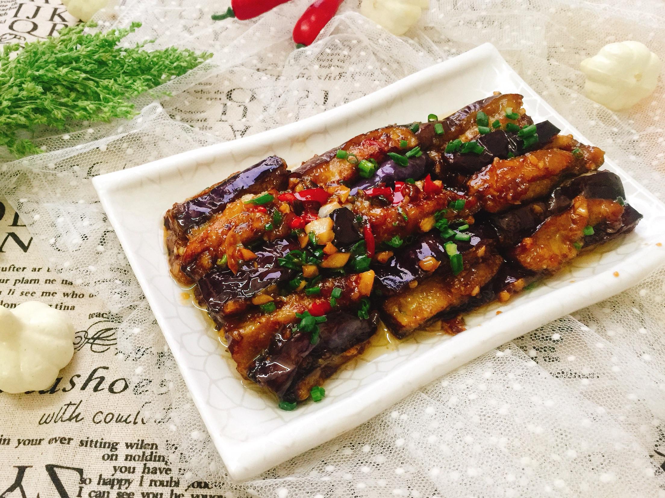 糖醋茄子的做法_【图解】糖醋茄子怎么做如何做好吃