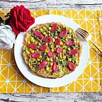 彩虹面披萨