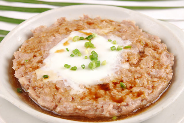 肉饼蒸蛋的做法_【图解】肉饼蒸蛋怎么做如何做好吃