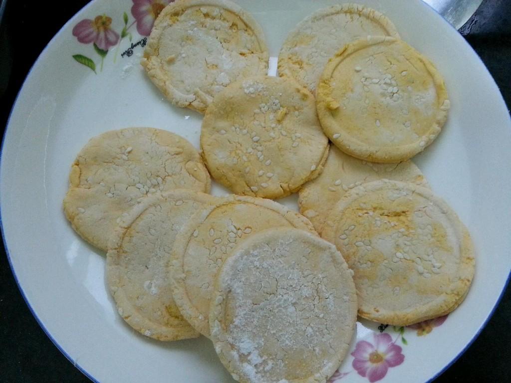 甜蜜南瓜饼的做法 !-- 图解3 -->