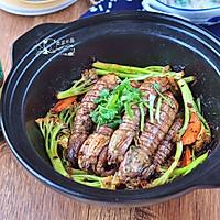 干锅皮皮虾#厨此之外,锦享美味#