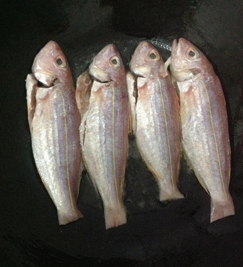 香煎金丝鱼的做法图解2