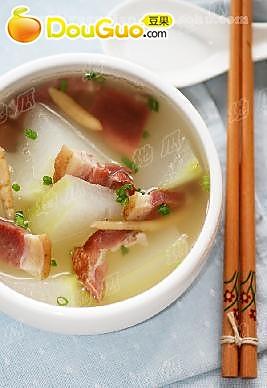 参金冬瓜汤的做法