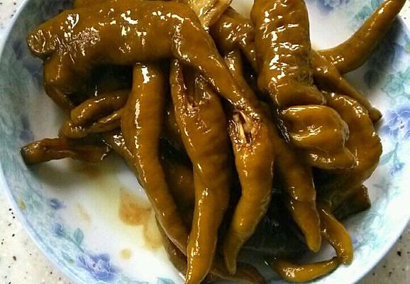 爽口腌辣椒的做法_【图解】爽口腌辣椒怎么做如何做