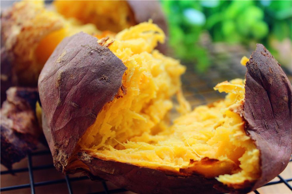 用红薯做动物造型