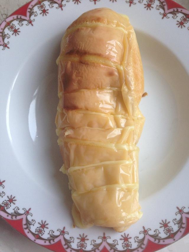芝士肉松面包的做法_【图解】芝士肉松面包怎么做如何