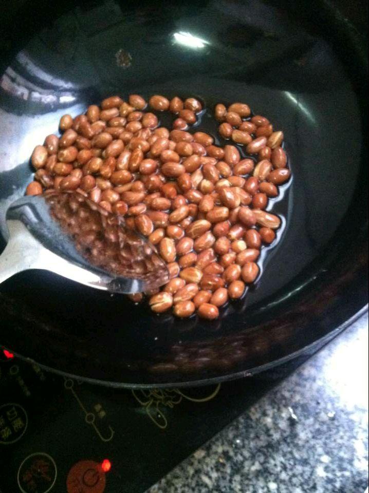 醋泡花生米的做法步骤