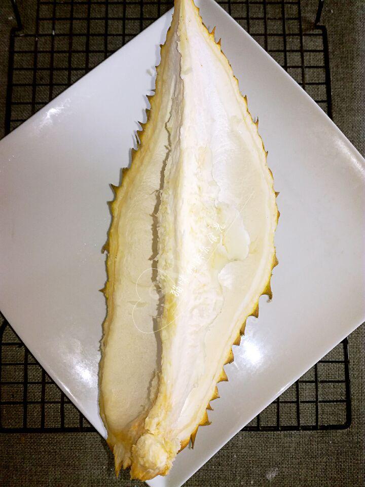 榴莲壳炖鸡的做法步骤