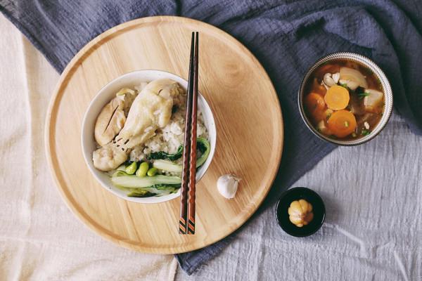 只需一口锅就可以搞定的海南鸡饭