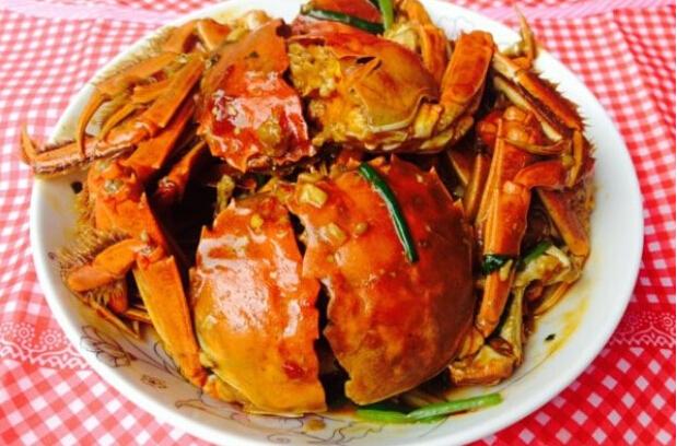 爆炒大螃蟹的做法_【图解】爆炒大螃蟹怎么做如何做