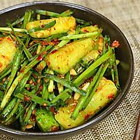 韩国黄瓜韭菜泡菜