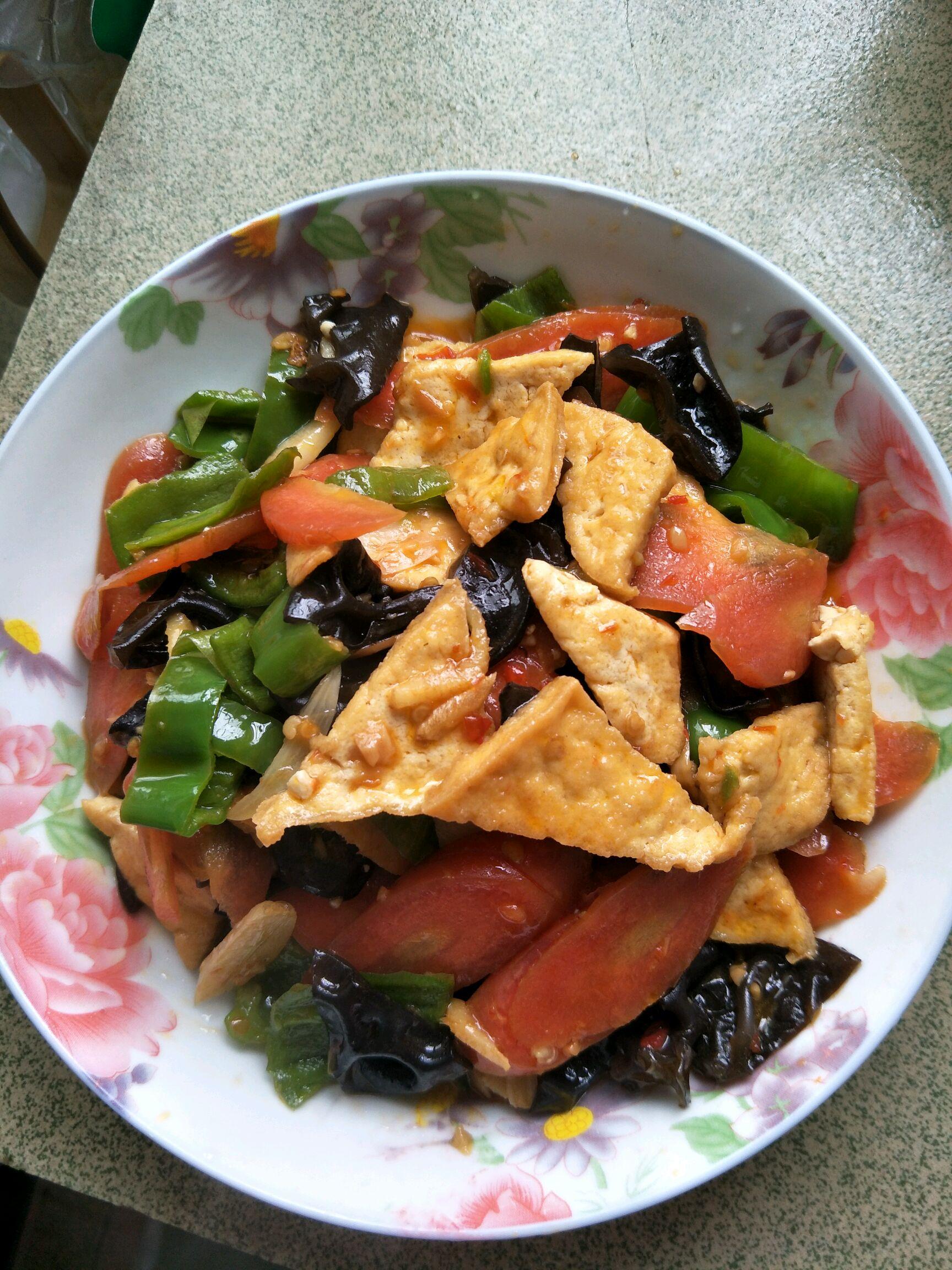 家常豆腐的做法食谱孕期每日月第二个图片
