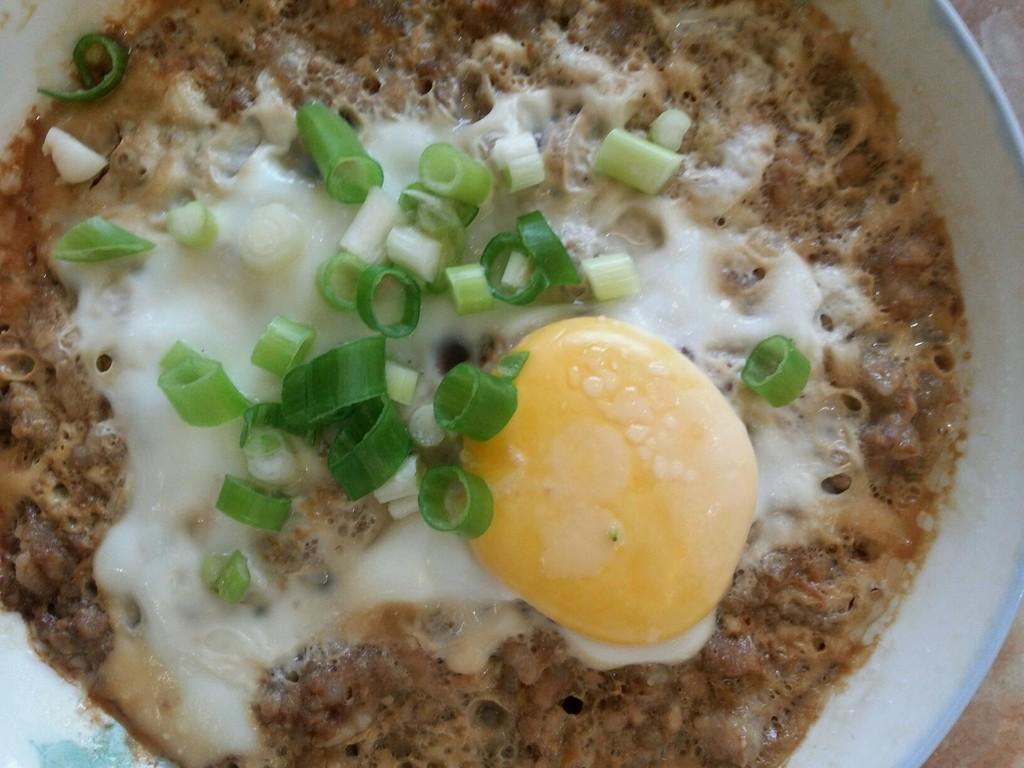 肉末蒸蛋的做法_【图解】肉末蒸蛋怎么做如何做好吃
