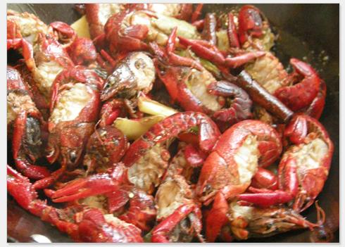 红烧龙虾的做法图解3