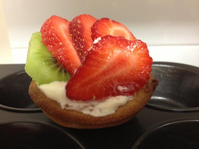 酸奶水果塔的做法_【图解】酸奶水果塔怎么做好吃