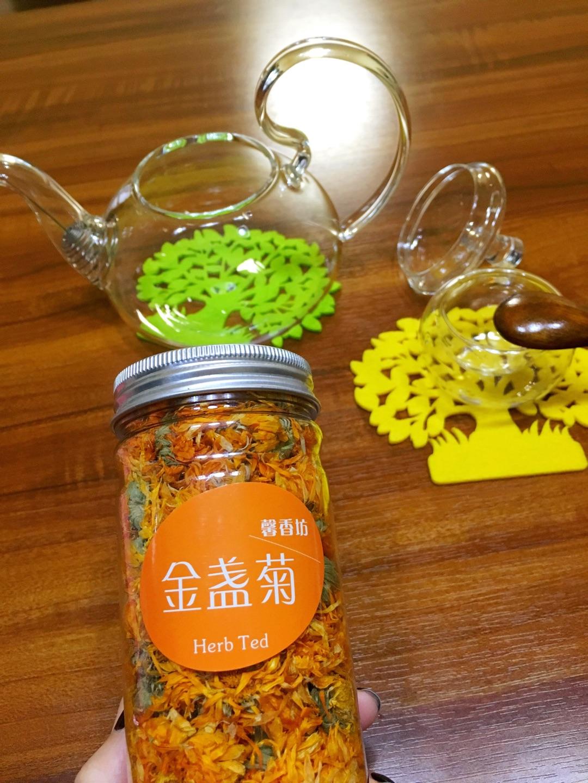 金盏菊花茶的做法步骤 6.