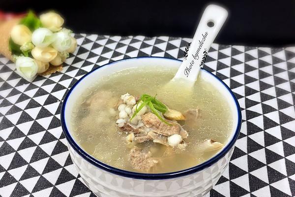 薏米黄芪老鸭汤的做法